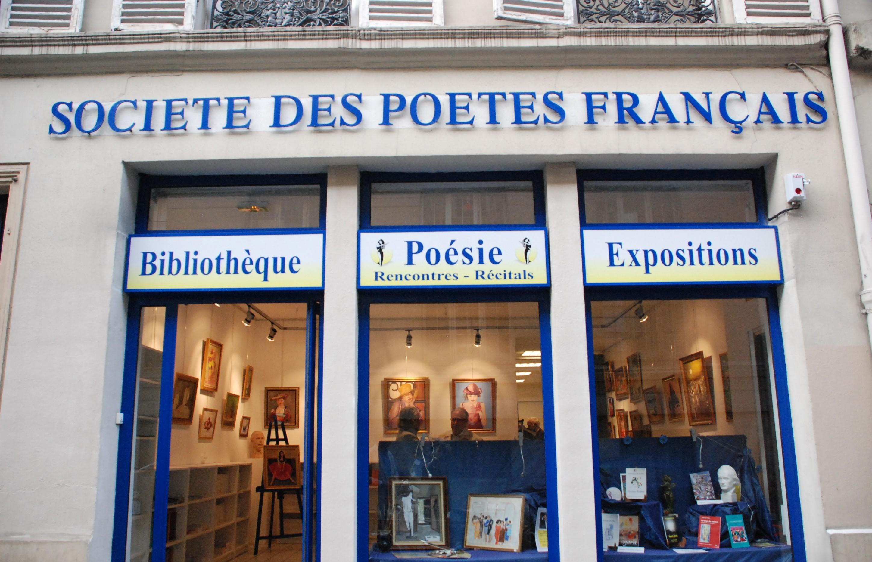 Sculpteur Peintre Et Poete Francais société des poètes français | etablissement reconnu d